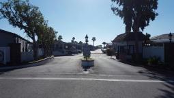Belmont Shores Mobile Estates Entrance